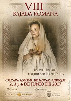 Programa de la Recreación Histórica Romanos de Ubrique