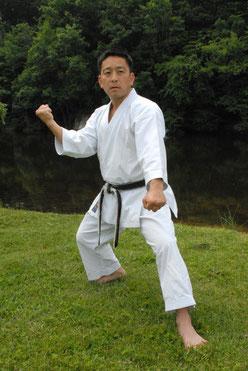 Hiroyoshi Okazaki, 8th Dan