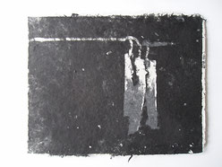 ohne Titel | 2016 | 36 x 50 cm | Papier handgeschöpft