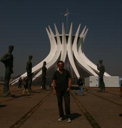 Catedral Metropolitana, Brasilia, 2010
