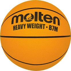 Basketball Gewichtsball Trainingsball Molten B7M