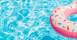 piscine du chevalet à aspres sur buech