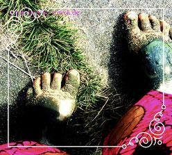 Watt an den Füßen