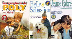 Séries télévisées de Cécile Aubry