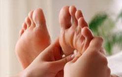 土踏まずは人間だけにある足裏の構造