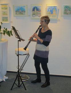 Schöne Klarinettenmusik passend zum Thema