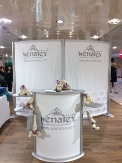 Promotion Wenatex Stand