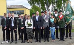 Schützenfest Vettweiß 15.06.2016
