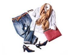 服の片づけには 骨格タイプ診断がおススメ。自分に似合う服がわかります