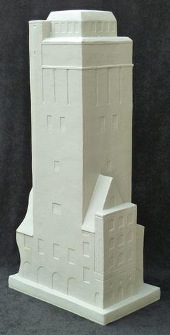 Delmenhorst Wasserturm  160cm Skulptur-Kunstwerk von künstlerstein.de Mathias Rüffert