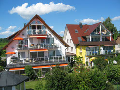 """Bild: Ferienwohnungen Hagnau am Bodensee mit Seesicht Haus """"Melanie"""""""