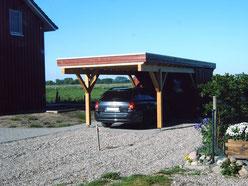 Carports - Die Zimmerei und Holzbau GmbH