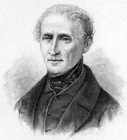ヨーゼフ・フォン・アイヒェンドルフ(1788−1857年・ドイツの詩人)WikiCommons