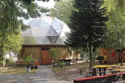 Das Lehmhaus Alpha 2.