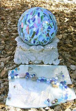 пример декоративных шаров