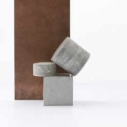 Playful Sunday, concrete sculpture still-life by PASiNGA photography art