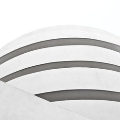 Drawing a line, New York Guggenheim by PASiNGA photography art
