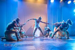 Amazonen Tanzshow
