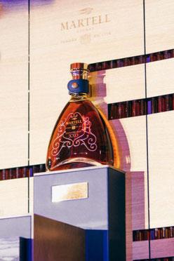 MAG Lifestyle Magazin  Cognac Martell Chanteloup XXO Präsentation Paris petit Palais Guy Savoy 3 Sterne Koch Michelin Yoann Bourgeois
