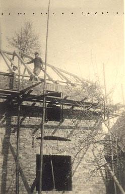 Bild: Wünschendorf Gaststätte Münzner 1945