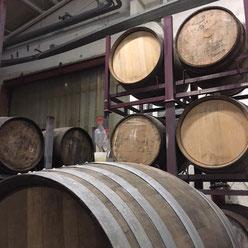 Bier gerijpt op wijnvaten