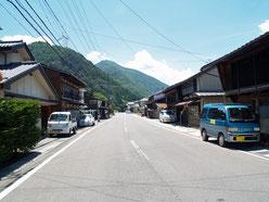 本山宿町並み1