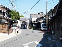 坂本町並み1