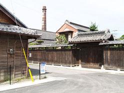 滝澤酒造構内2