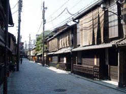 祇園新町通り