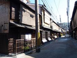 祇園茶屋街