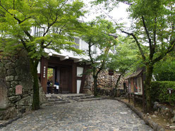 犬山城本丸門