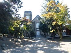 新島襄記念会堂