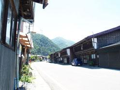 本山宿町並み2