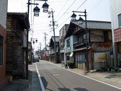 岩村田宿脇道