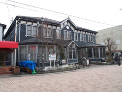 軽井沢観光協会(旧郵便局)