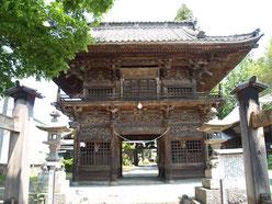 八幡神社隋神門