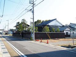 近江商人屋敷跡