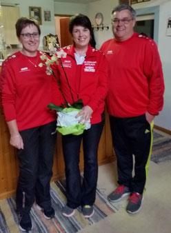 Karin Gschweidl feiert ihren 50iger