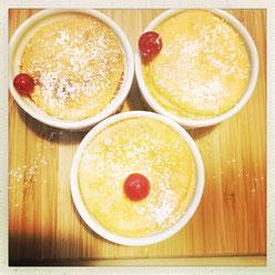 Drei Kuchen