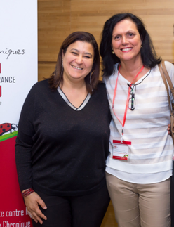 Mina Daban Présidente Docteur Mozziconacci  LMC France