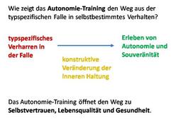 Autonomie-Training
