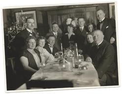 Семейное фото с двадцатых