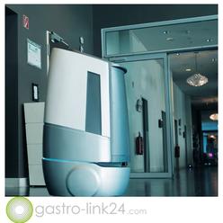 Roboter für das Hotel