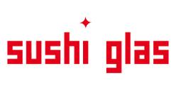 Sushi Glas in Nürnberg