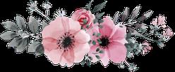 Blumengesteck zur Hochzeit