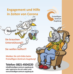 Freiwilligen-Zentrum Augsburg Corona