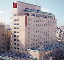 ネストホテル松山  イエローマップ配布箇所ホテル写真画像