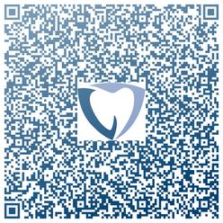 QR-Code im Format - vCard Zahnarztpraxis Dr. Manuel Schürkämper