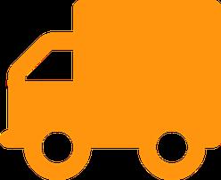 Lastwagen-Symbol