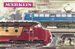 1965-66 Märklin Katalog DE